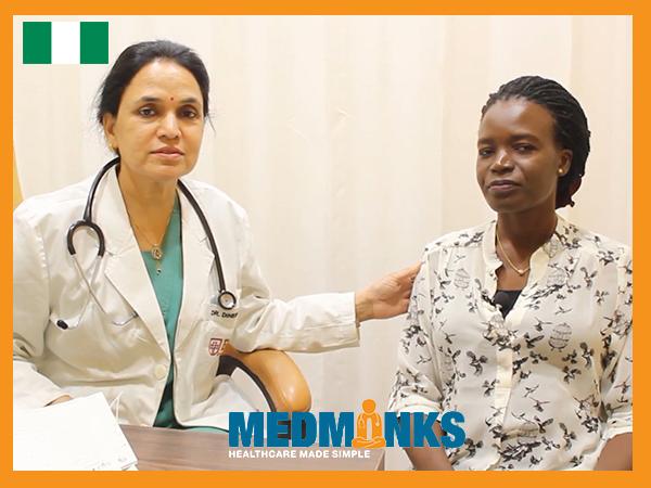 درمان مبتلا به نگرانی-دریافت-چندین فیبروئید-درمان-از-بهترین- gynecologist-in-India