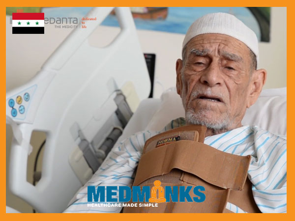 98 ساله-ایراک-بیمار-موفق به درمان-با - ضربان قلب-جراحی