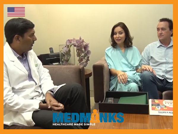 پس از رسیدن به خسته از انتظار ما بیمار دریافت پیوند کبد در هند