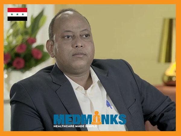 آقای علیرضا می گوید، در مورد دوستانش موفق به انجام چندین جراحی در هند شده اند