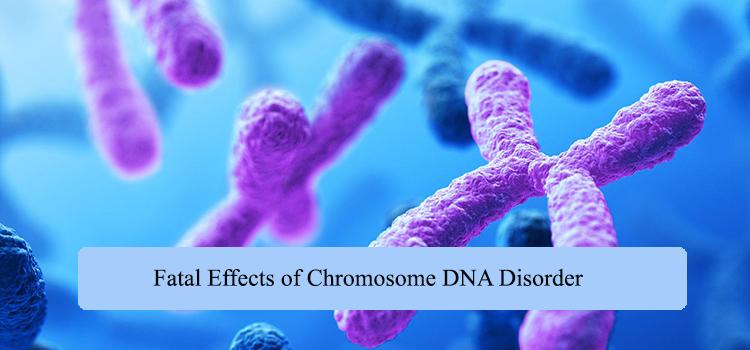 ناهنجاری های کروموزومی-بیماری