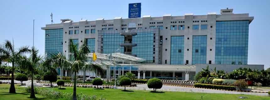 Hospital Apollo, Ahmedabad