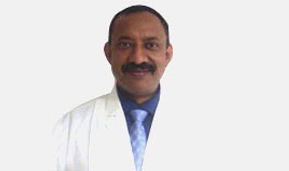 Dr Abhijit Dey