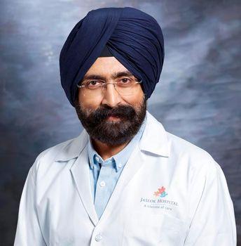Dr Arvinder Singh Soin
