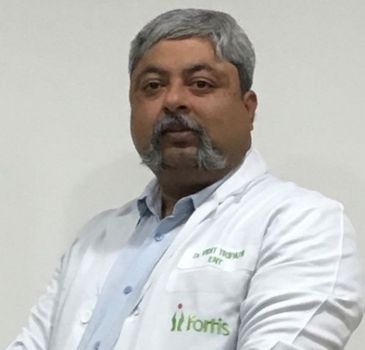 Dr Vidit Tripathi