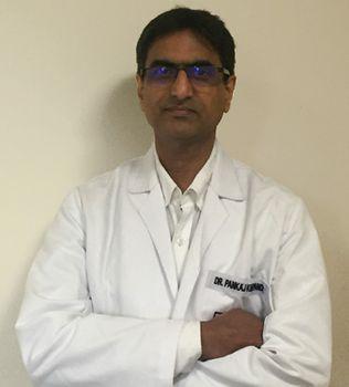 Dr Pankaj Kumar Pande