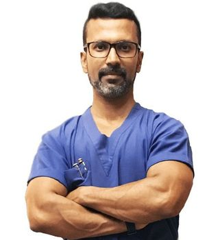 دکتر Atul NC Peters