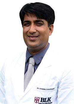 Dr Dharma R Choudhary