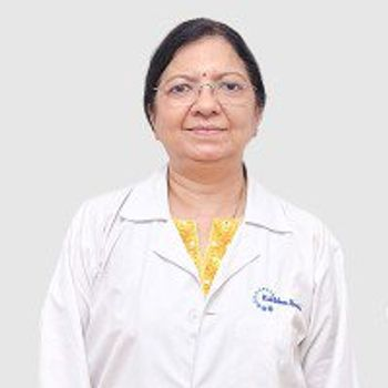 Dr Anuradha Rao, Ophthalmologist