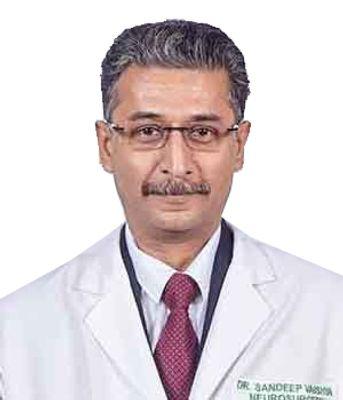 دکتر Sandeep Vaishya