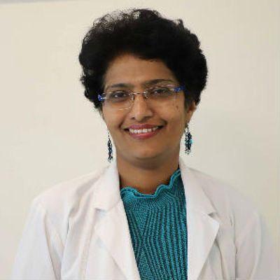 Dr Geeta Kadayaprath