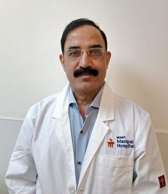 Dr (Maj Gen) DS Bhakuni