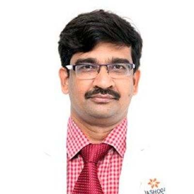 Dr K Kiran Kumar