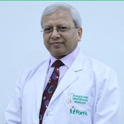 Dr Rajesh Garg