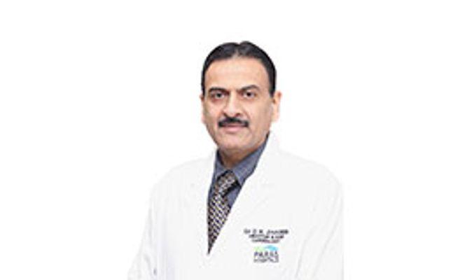 Dr DK Jhamb