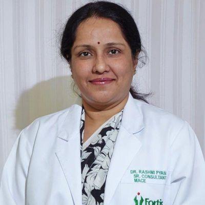 Dr Rashmi Pyasi