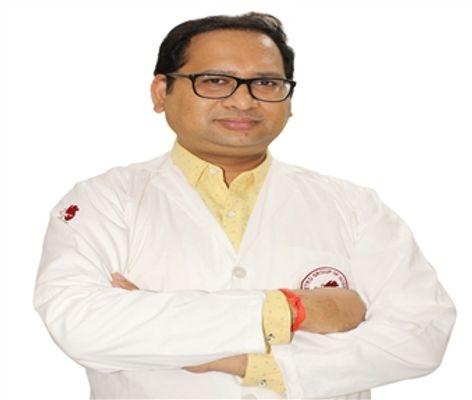Dr Jitendra Kumar Agrawal