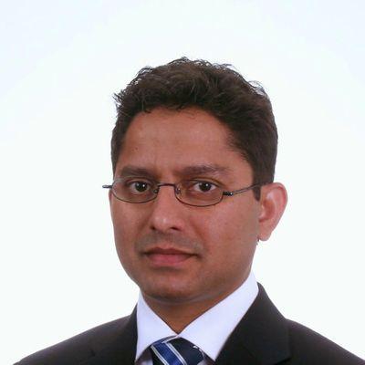Dr Vidyadhar S Lad