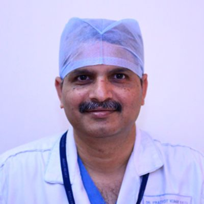 Dr Pradyot Kumar Rath