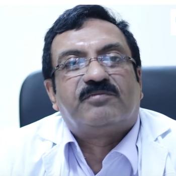 Doktor Murali Raj, psixiatr