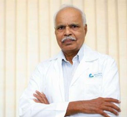 Dr K Seeniraj