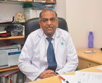 Dr B K Singhania