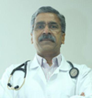 Dr B G K Sudhakar