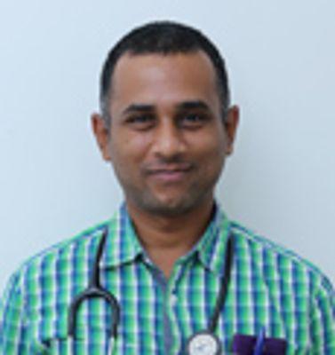 Dr Diwakar Naidu Gajjala