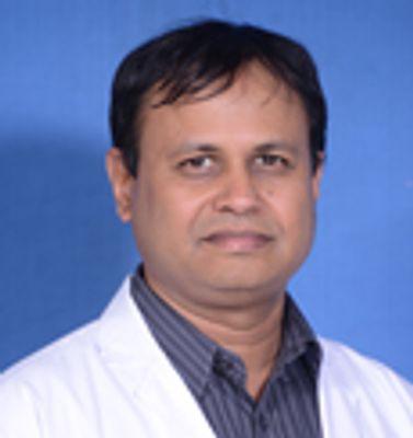 Dr Manas Kumar Panigrahi