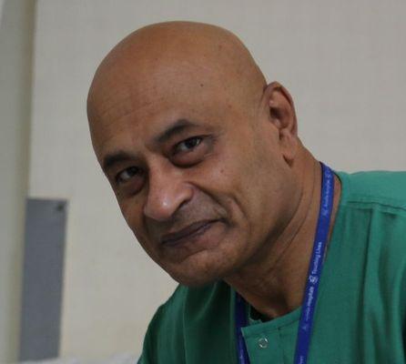 دکتر راجاگوپالان کریشنان