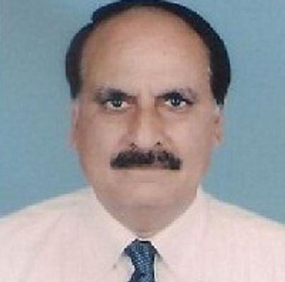 Dr K K Pandey