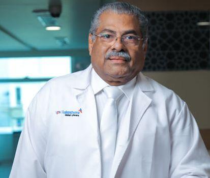 Dr Lazar J. Chandy