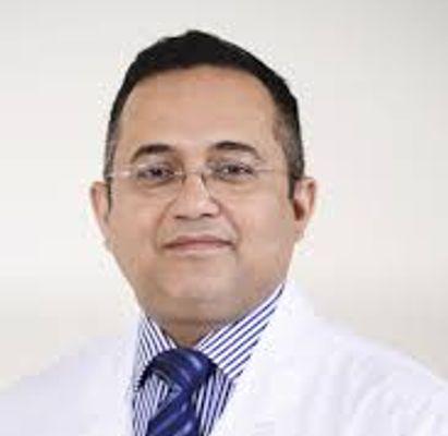 Dr Nithish Anchal