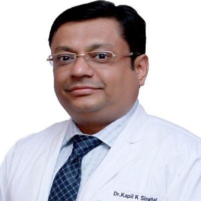 Dr Kapil Kumar Singhal