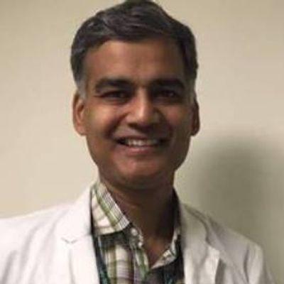 Dr Pravas Chandra Mishra
