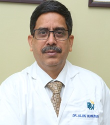 دکتر آلوک رانجان