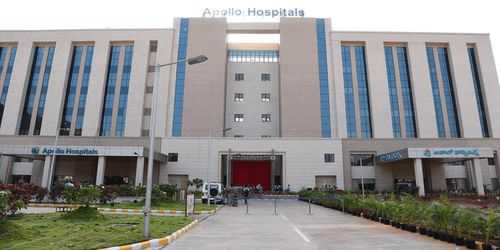 Apollo Hospitals, Greams Road, Chennai