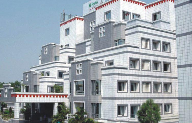 Fortis Flt. Lt. Rajan Dhall Hospital, Vasant Kunj, Delhi
