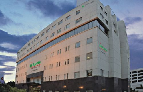 Fortis Hospital, Bannerghatta Road, Bangalore