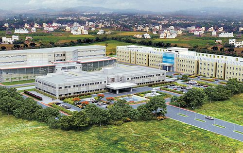 Hospital Global Gleneagles, Perumbakkam, Chennai