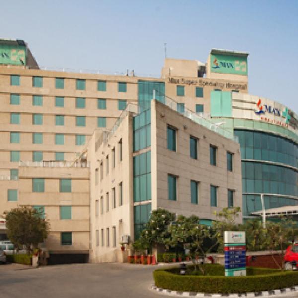 بیمارستان حداکثر فوق تخصص، شالیمار باغ، دهلی