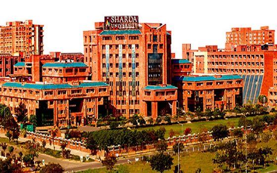 Sharda Health City, Noida, Delhi-NCR