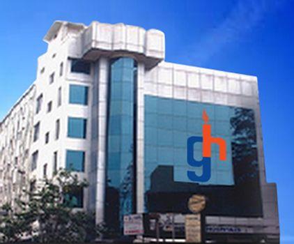 بیمارستان های جهانی Glenigles، Lakadi ka pil، Hyderabad