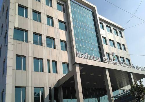 بیمارستان کودکان رنگین کمان Madhukar، دهلی