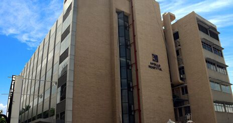 بیمارستان تخصصی سرطان آپولو ، چنای