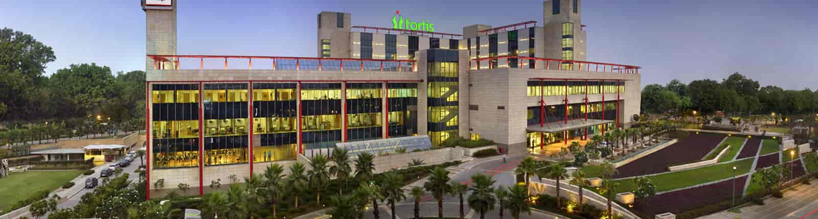 Fortis Memorial Research Institute(FMRI), Delhi-NCR