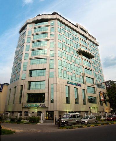 بیمارستان آسیا کلمبیا، کلکته