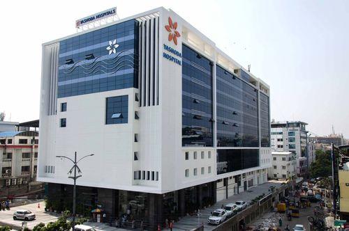 Yashoda Hospitals, Hyderabad