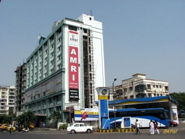 AMRI Hospital, Saltlake City, Kolkata